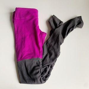 Alo Yoga Goddess Ribbed Leggings NWOT Size Large